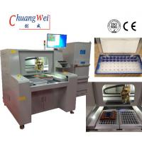 China High Speed Pcb Depaneling Machine Similary Aurotek Pcb Separator Machine supplier