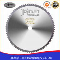 China TCG Type Sharp Cutting Blade / Tct Saw Blade For Aluminum Johnson Tools for sale