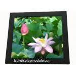 Brightness 300cd / m2 SVGA TFT LCD Monitor 10.4 800 * 600 For Ticketing System for sale
