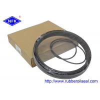 China Rubber Floating Oil Seal , O Ring Lip Seal Shore A Hardness Various Size supplier
