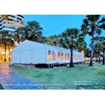 Outdoor Clear Wedding/Party/Event tents double PVC coated