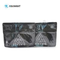 Eco Friendly Laminated Child Resistant Bags Smell Proof Aluminum Foil Sealed for sale