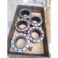 China Vulcanized NBR Valve Seat For Concentric Butterfly Valve 1 - 54 Size for sale