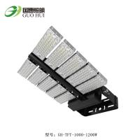 China Meanwell Driver Exterior Led Flood Light Fixtures 3000W MHL Lamps Replacement for sale