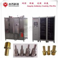 PVD Thin Film Coating Machine on Fasteners And Fittings, Nano Thin Film PVD Deposition Equipment for sale
