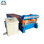 Corrugated Panel Roll Forming Machine 1000mm Coils for sale