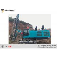 China High Torque Blast Hole Drill Rig/ Down-the-hole Drill with Air Compressor for sale