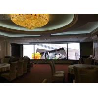 China SMD2121 IP43 P3.91 Light Weight Stage LED Screen For Concert 250x250mm 2300nit for sale