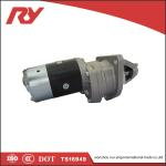 China Engine Accessory Hitachi Starter Motor , Electro Magnetic Operated Excavator Starter Motor for sale
