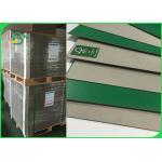 FSC 1 . 2 mm Good Stiffness Green Book Binding Board One Side Grey Board