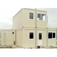 Commercial Reusable Metal Shipping Containers For House - Building Project for sale