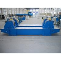 Simple Design Conventional Rotators Smooth Rotation Of Vessel Round Seam During Welding Two Motors Synchronous Drive for sale