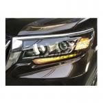 Waterproof 4x4 LED Car Head Lamp For Toyota landcruiser prado 2018 FJ150 for sale