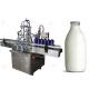 China Full Automatic Milk Pouch Food Packing Machine , Food Product Packaging Machine for sale