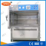 CE Certified Programmable UV Aging Test Chamber With 304 Stainless Steel for sale