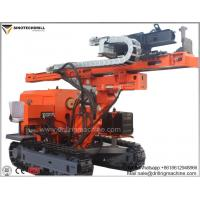 China Automatic Solar Pile Driver Hydraulic Pressure Adjustable 130-150 Bar for sale