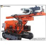 China Automatic Solar Pile Driver Hydraulic Pressure Adjustable 130-150 Bar manufacturer