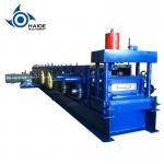High Power Steel C Purlin Forming Machine 400H Beam Frame CE SGS Approved for sale