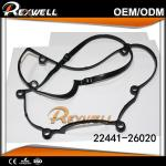 Cylinder Head Rocker Cover Gasket Set for Hyundai ACCENT III 3,GETZ 22441-26020 for sale