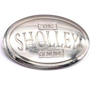 China Professional Metal Dog Tags , Engraved Logo Tags Customized Size / Shape supplier
