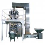 30~120Bag/min Multihead Weigher Vertical Packaging Machine / VFFS Packing Machine for sale