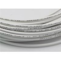 Butterfly Flat White Indoor Fiber Drop Cable for sale