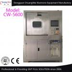 SMT PCB Cleaning System PCBA Cleaner with 645(L)*560(W)*100(H) Cleaning Basket for sale