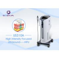 Popular Hifu Machine Fast Wrinkle Removal Face Lift Double Chin Removal Body Shaping Machine for sale