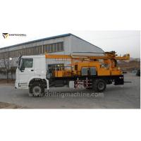 Full Hydraulic Crawler Core Drill Rig for Mineral Surface Coring for sale