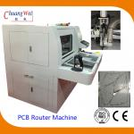 FR1 FR4 MCPCB 0.5-3.5mm PCB Router Machine With KAVO Spindle 60000RPM for sale