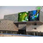 high definition  Full Color P6 Outdoor LED billboard fixing steel cabinet 960*960mm