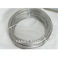 China IEC 60584 Coiled Type E / N Thermocouple Wire 1.29mm 1.5mm First Class for sale