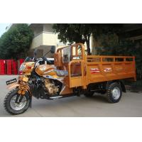 Adult Motorized 200CC Cargo Tricycle Three Wheel Motorcycle Automatic Gear Box for sale