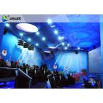 China Cost-effective Whole Set 5D Theater System With Special Effects And Electric System for sale