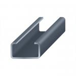 High Strength 1-6m Hot Rolled Steel Channel U Beam Galvanized Section Steel
