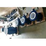 10m/s DN2000 Wastewater Electromagnetic Flowmeter for sale