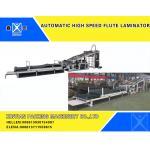 E Flute Corrugated Cardboard Carton Making Machine Cardboard automatic hight speed flute Laminator for sale