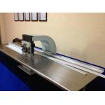 60W V Cut Pcb Depaneling Machine Web Guide Up And Down 2 Circular Blades for sale