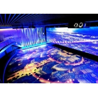 4.81mm Pixle Front Service Led Display  Led Video Wall Panels With Magnets for sale