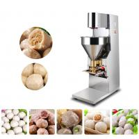 XZ-605 Meatball Forming Machine Automatic Meatball Making Machine 220v / 380v for sale
