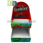 Sweet Cardboard Retail Display Stand / Candy Corrugated Cardboard Displays ENCD120 for sale