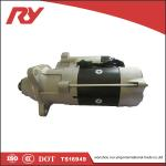China Mining Truck Engine Starter Motor TS16949 Sliding Armature Driving Type 7.5Kw Power for sale