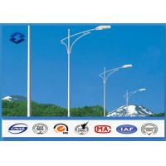 10M Conical Shape Street Lighting Pole IP 65 Lighting Fixture 20 W - 400 W Lamp Power