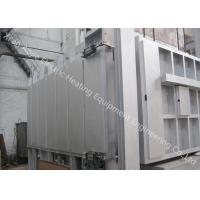 China Resistant Electric Car Bottom Furnace With High Intermediate And Low Temperature for sale