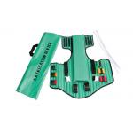 Reusable Durable Folding Stretcher Plastic - Coated Extrication Device for sale