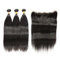 100% Brazilian Virgin Hair Hot Sale Straight Hair One Donor No Chemical Processed for sale