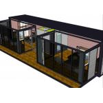 40 Foot Shipping Container House for sale