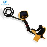 LCD Display 211mm 9V Battery Underground Metal Detector