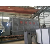 China GB/T 3087-2008 1.25Mpa Wood Steam Boiler 85% Thermal Efficiency for sale