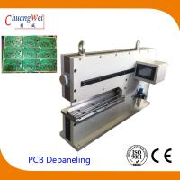 MCPCB PCB Separator Machine PCB Depaneling with Two Linear Blades for sale